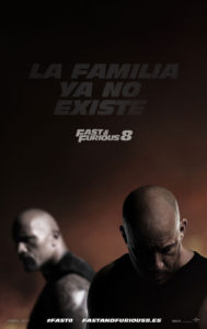 Cartel Fast & Furious 8