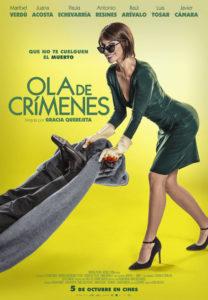 Cartel Ola de Crímenes