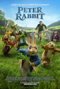 Cartel Peter Rabbit