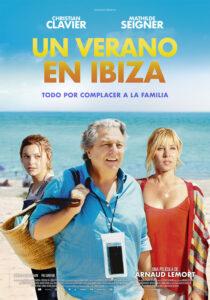 Cartel Un verano en Ibiza