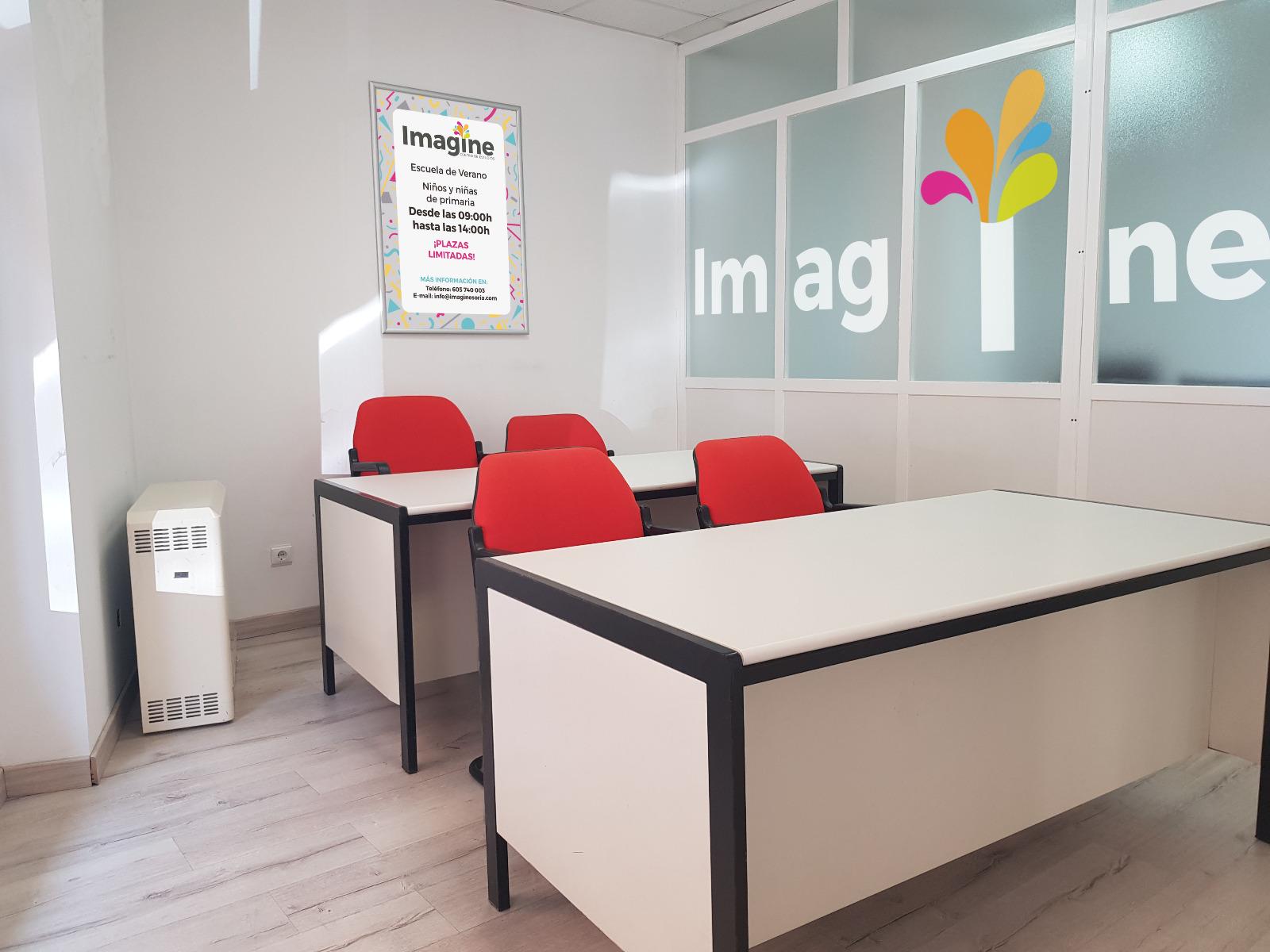 Centro de estudios Imagine