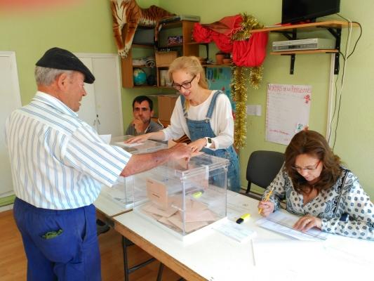 La jornada electoral en Soria en imágenes    Imagen 7