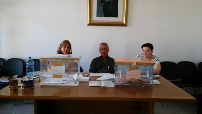 La jornada electoral en Soria en imágenes    Imagen 13