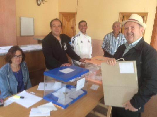 La jornada electoral en Soria en imágenes    Imagen 15