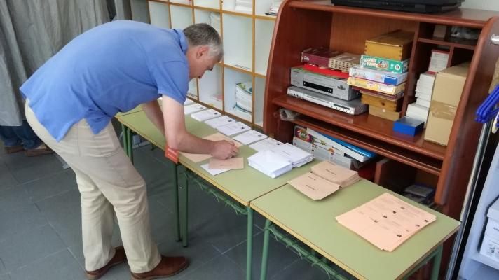 La jornada electoral en Soria en imágenes    Imagen 3