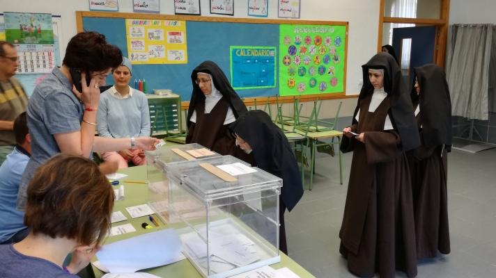 La jornada electoral en Soria en imágenes    Imagen 4