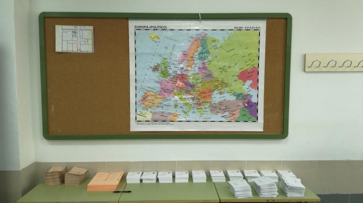 La jornada electoral en Soria en imágenes    Imagen 11