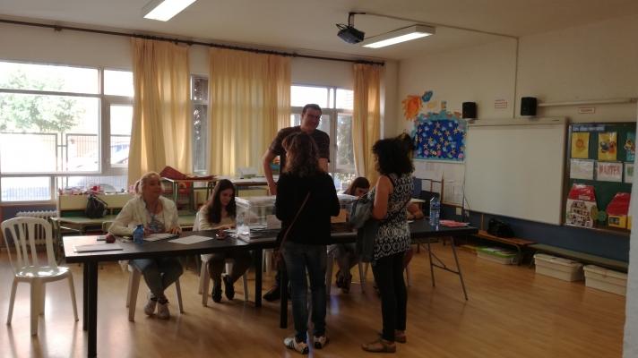 La jornada electoral en Soria en imágenes    Imagen 14