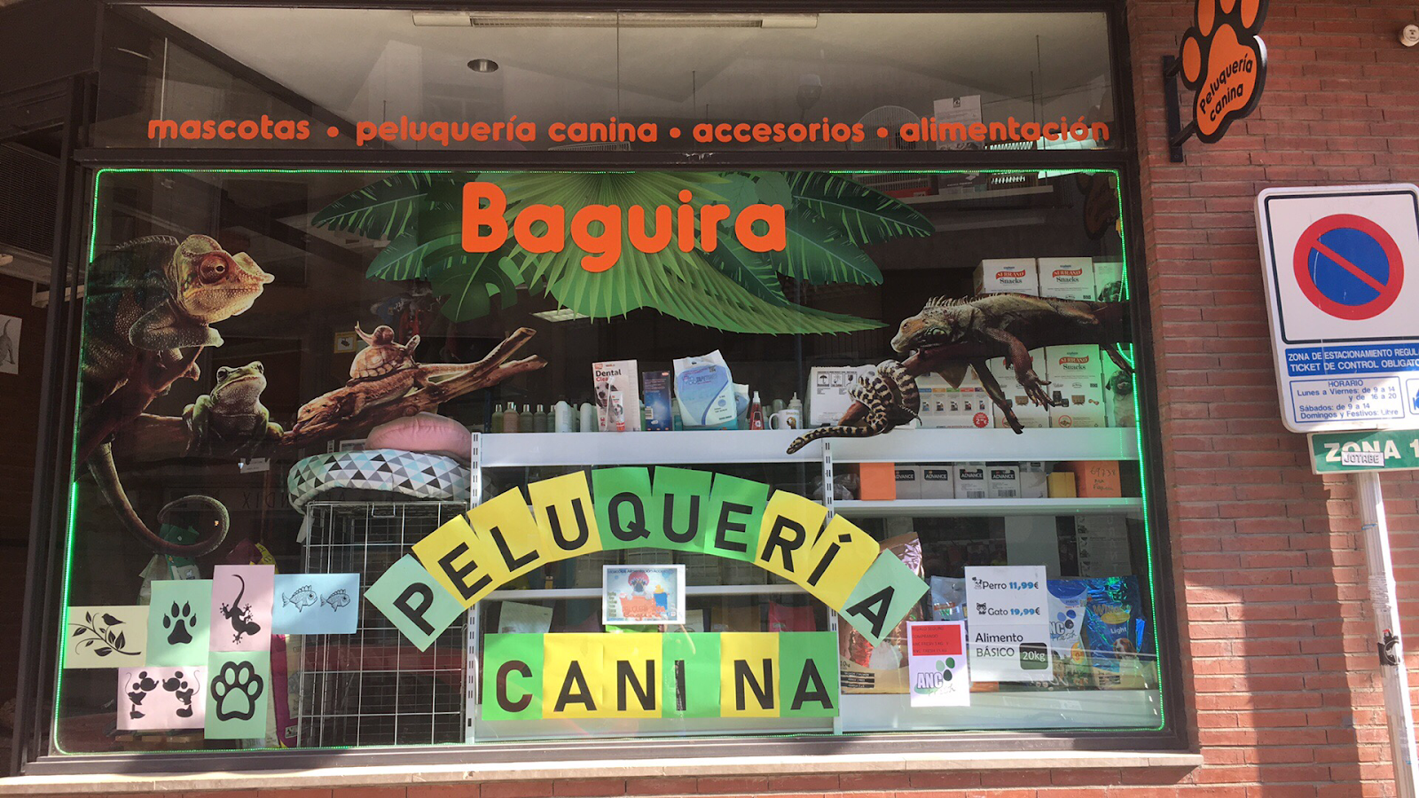 Mascotas Baguira