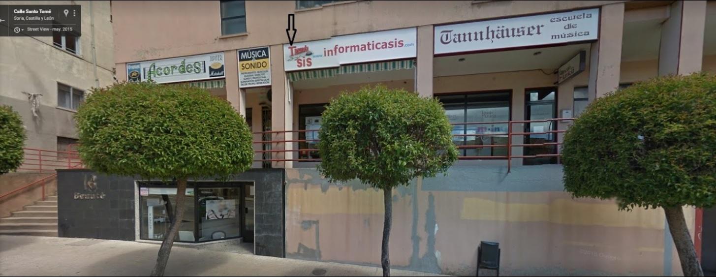 SIS Sistemas Informáticos Soria S. L.