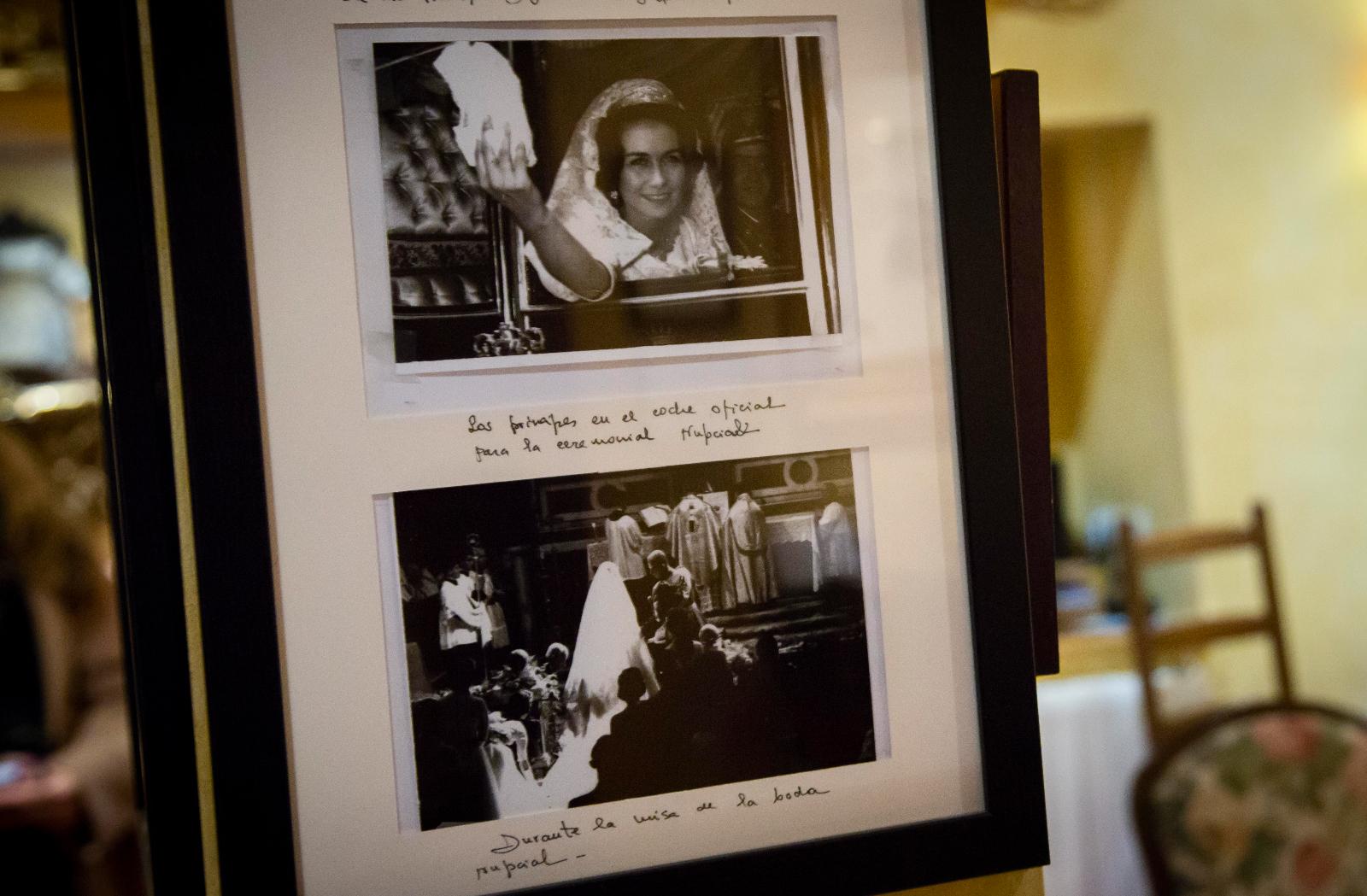 Fotos de la boda de los eméritos