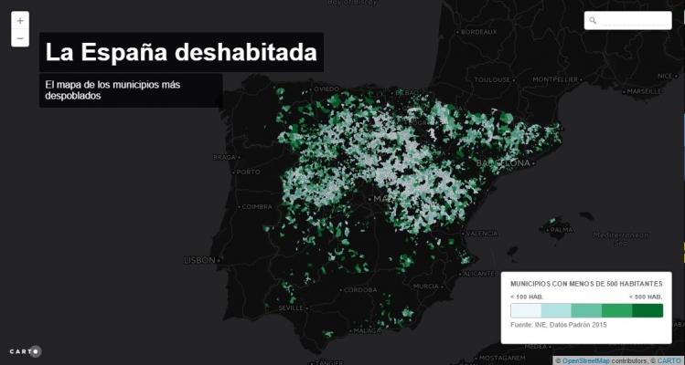 Jordi Évole busca completar el mapa de los pueblos en riesgo de desaparición | Imagen 1