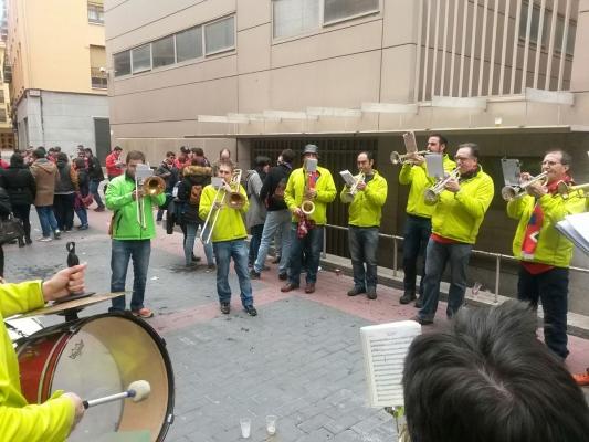 Revolcón en Zaragoza    Imagen 12