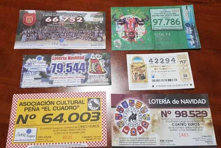 Directo: Lotería de Navidad 2020, el quinto cae en Soria   Imagen 1