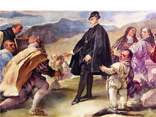 ¿Qué relación había entre Felipe II y Soria? Pasapalabra redescubre a otro histórico de la provincia | Imagen 1