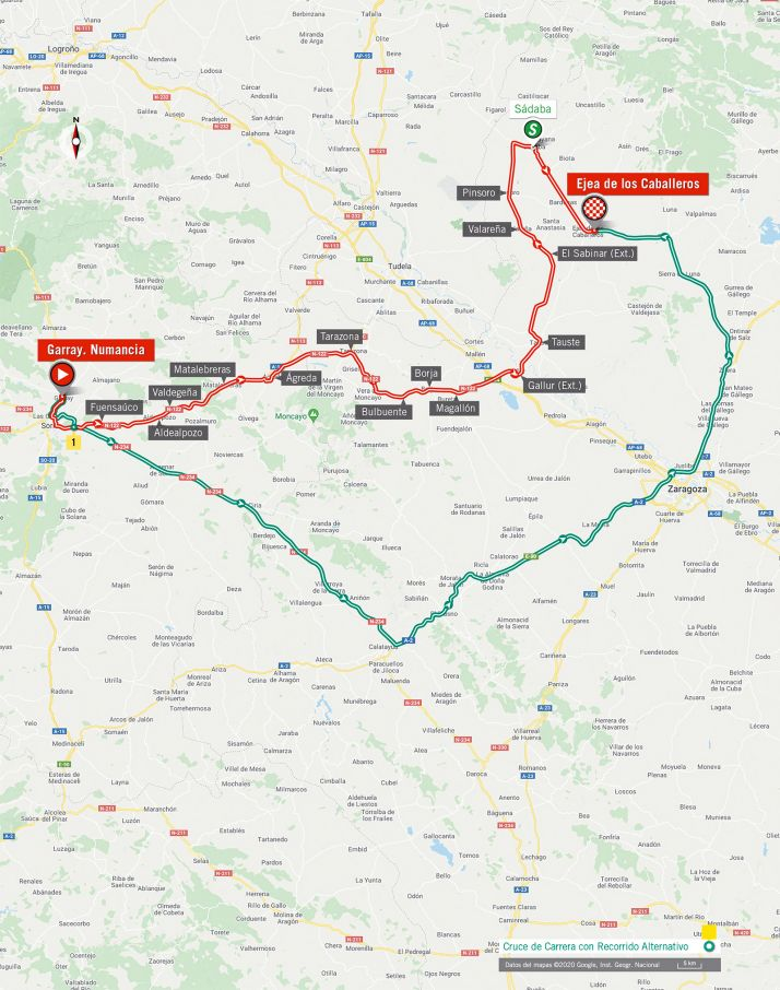 Todo lo que necesitas saber para disfrutar del paso de la Vuelta a España por Soria  | Imagen 4