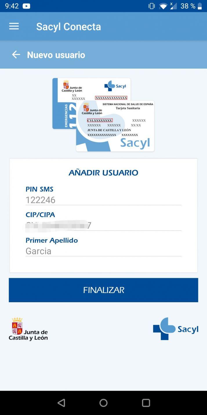 Cómo lograr el Certificado Covid en Castilla y León paso a paso   Imagen 3