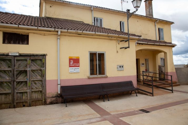 Consultorio de Rioseco de Soria.