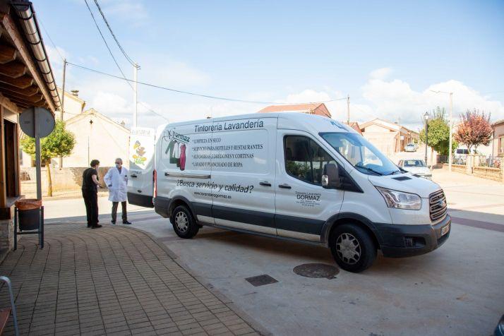 Vivir pendiente de una furgoneta. Análisis de los servicios 'nómadas' en Soria | Imagen 4