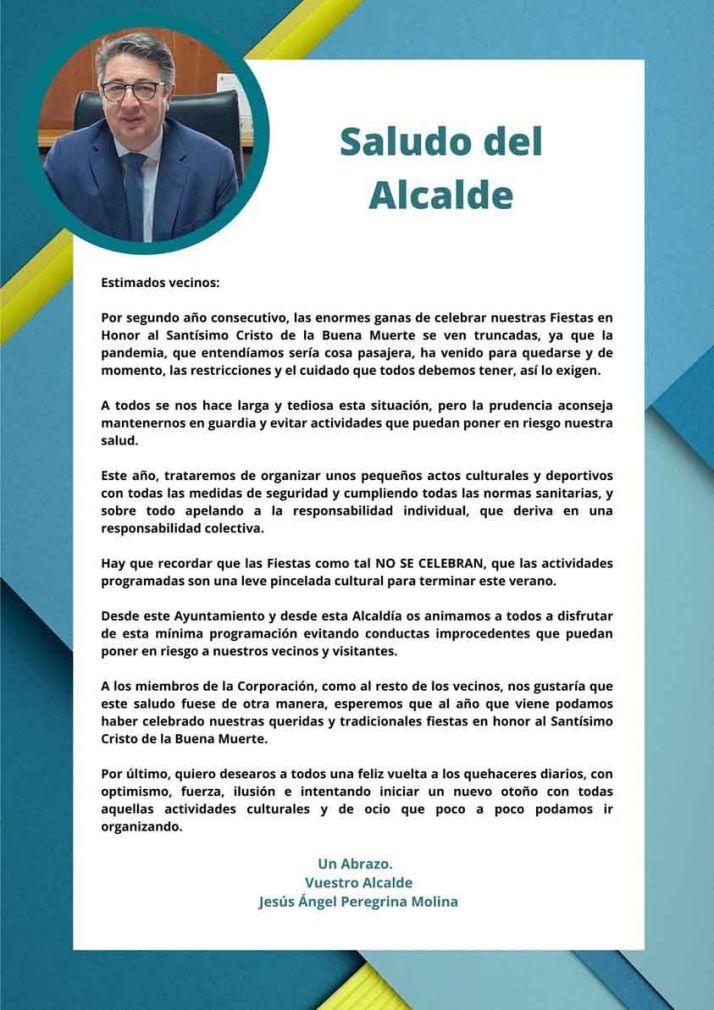 """Peregrina, ante las 'no fiestas' en Arcos, pide evitar """"conductas improcedentes""""   Imagen 1"""