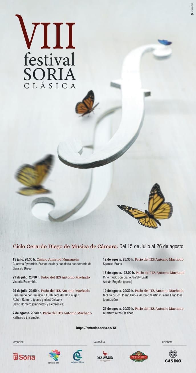 El espectáculo 'Brindando la Nota' visitará Soria el 7 de agosto | Imagen 1