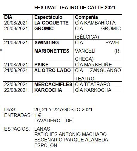 Mañana arrancan tres intensos días de Festival de Títeres en la capital   Imagen 1