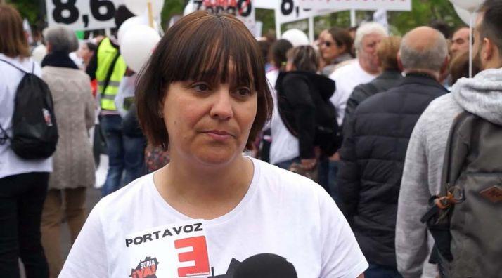 Vanessa García, portavoz de Soria ¡Ya!