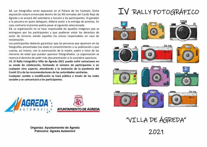 Ágreda convoca su IV Rally Fotográfico | Imagen 1