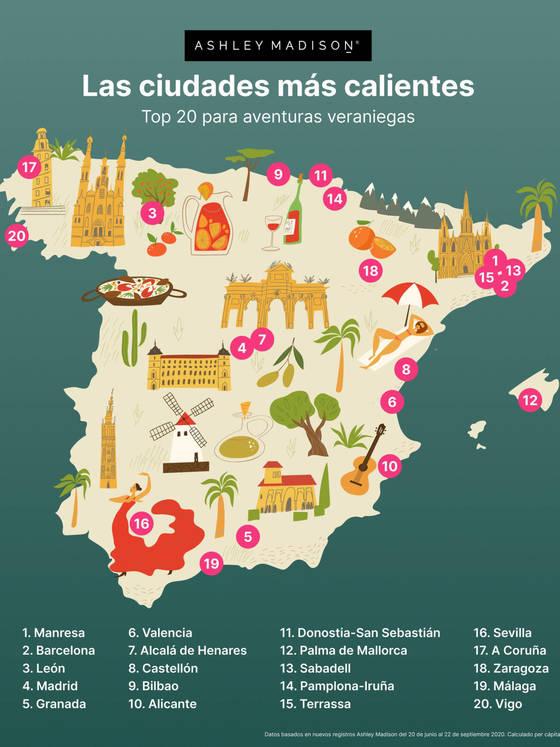 Cuernos per cápita: Esta ciudad de Castilla y León es la tercera de España con más infieles | Imagen 1