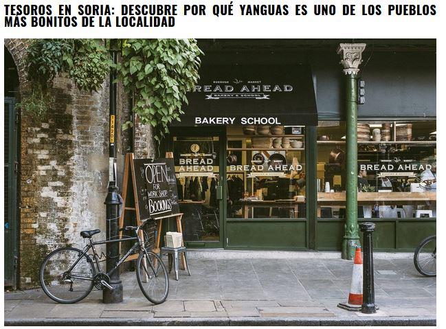 El surrealista artículo sobre los pueblos más bonitos de Soria… que no da ni una   Imagen 9