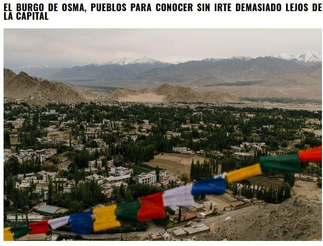 El surrealista artículo sobre los pueblos más bonitos de Soria… que no da ni una   Imagen 3