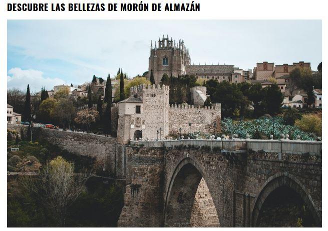 El surrealista artículo sobre los pueblos más bonitos de Soria… que no da ni una   Imagen 5