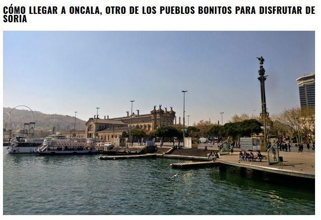 El surrealista artículo sobre los pueblos más bonitos de Soria… que no da ni una   Imagen 7