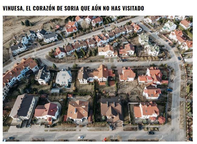 El surrealista artículo sobre los pueblos más bonitos de Soria… que no da ni una   Imagen 8