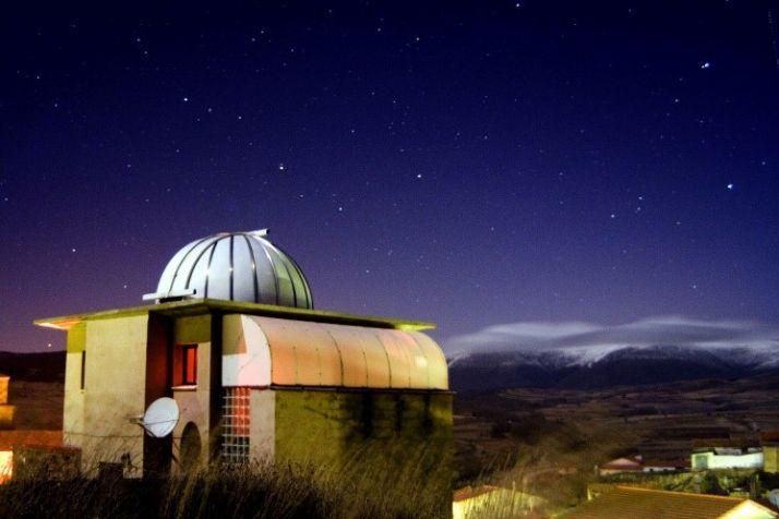 Cuando el cielo y la tierra se unen en el este de Soria a los pies del Moncayo | Imagen 1
