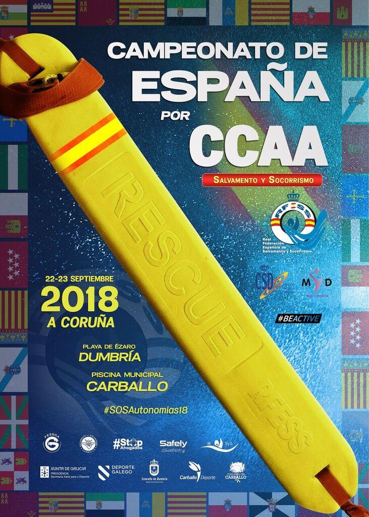 Convocados diez socorristas para representar a la Comunidad en el XXVI Campeonato de España | Imagen 1
