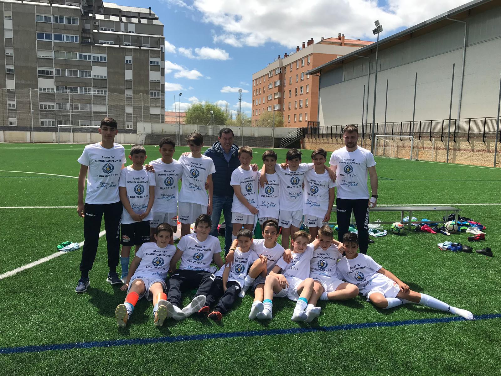 Arranca la Fase Regional de ascenso para el Sporting Uxama Cadete y la SD Covaleda Infantil    Imagen 1