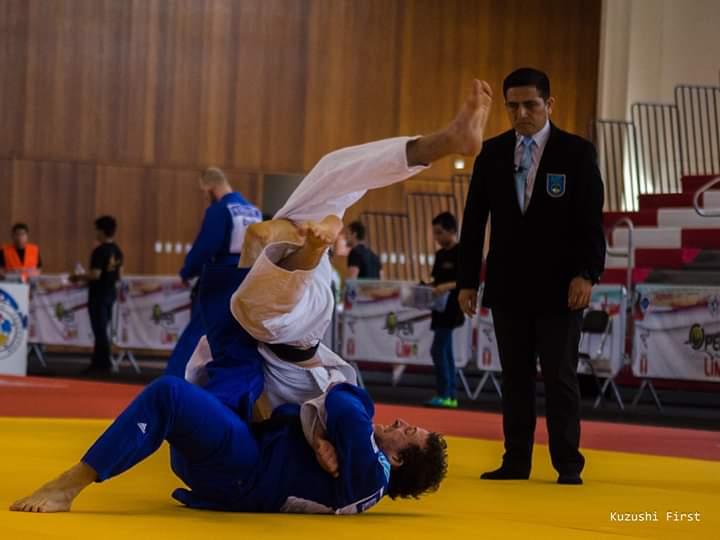Alexis Rosa, campeón de la Copa del Mundo en Lima  | Imagen 1