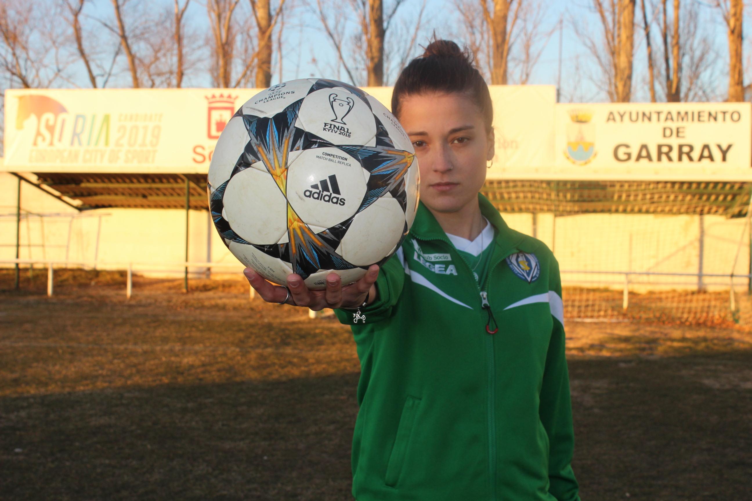 """Bea Villar: """"El fútbol femenino no es rentable porque no quieren que lo sea""""   Imagen 1"""