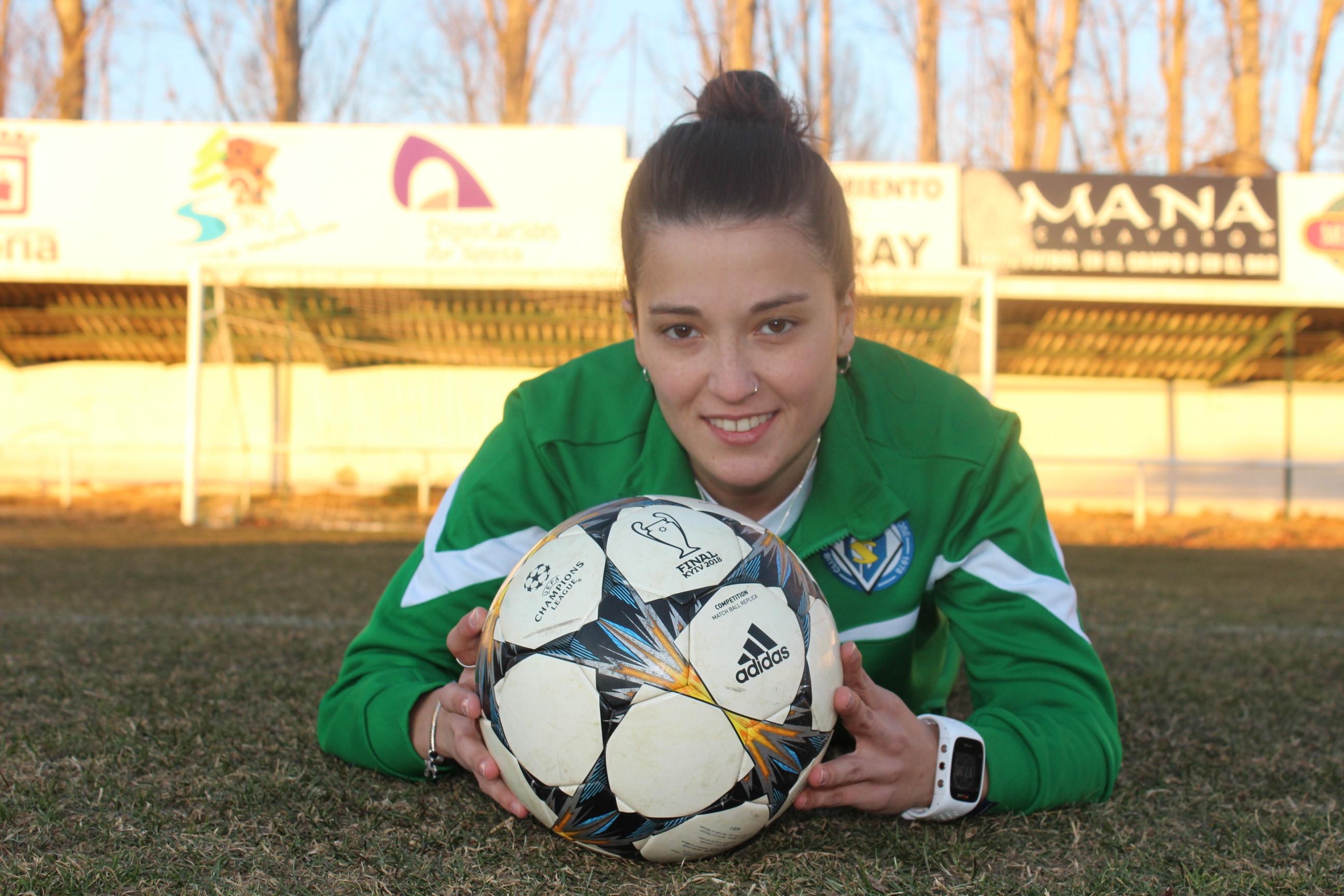 """Bea Villar: """"El fútbol femenino no es rentable porque no quieren que lo sea""""   Imagen 2"""