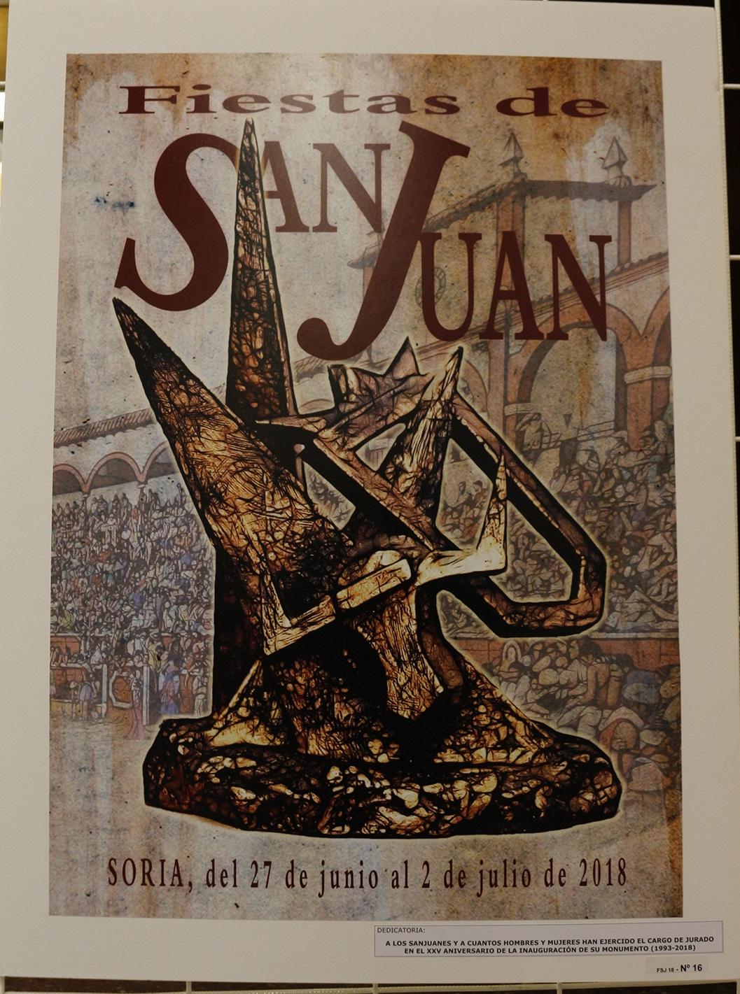 Los 9 detalles que (seguramente) no has visto de los carteles de San Juan  | Imagen 7