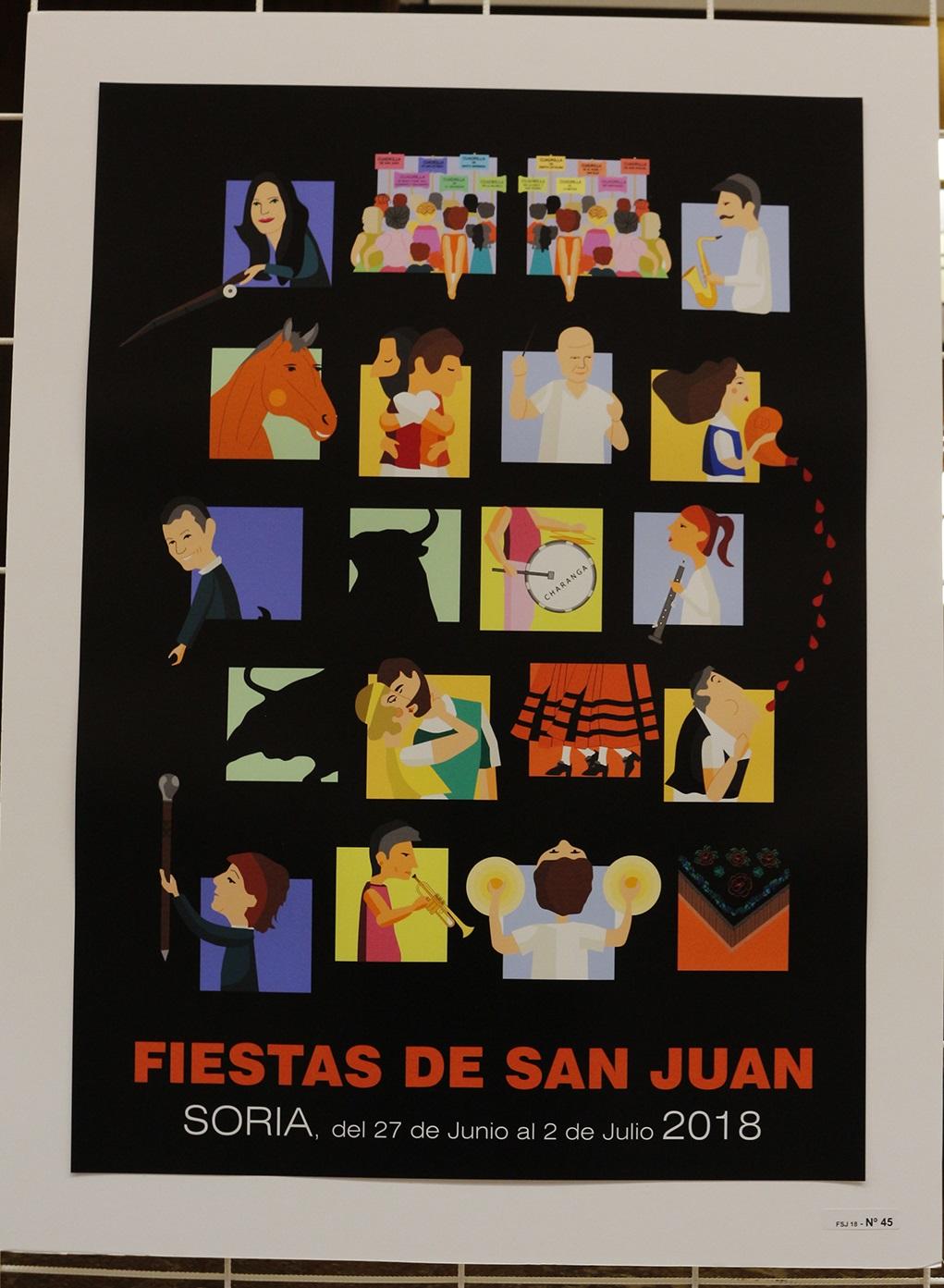 Los 9 detalles que (seguramente) no has visto de los carteles de San Juan  | Imagen 12