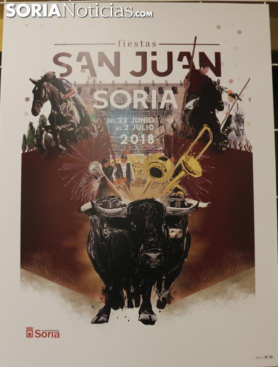 ¿Quieres el doble de Sanjuanes este año? Este es el cartel al que tienes que votar | Imagen 1