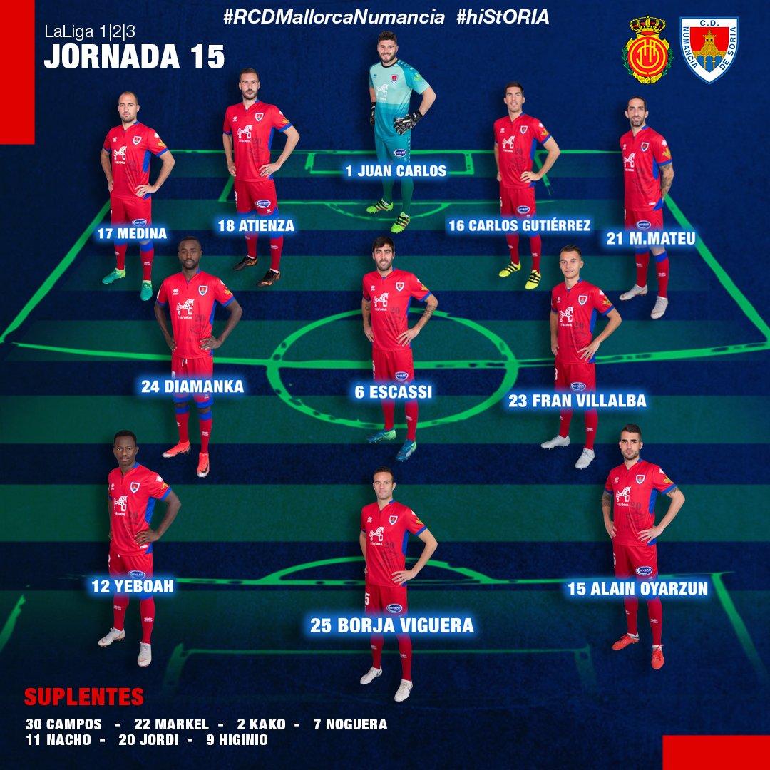 Mallorca-Numancia (1-0): El cántaro no fue a la fuente y se rompe a favor del Mallorca   Imagen 3