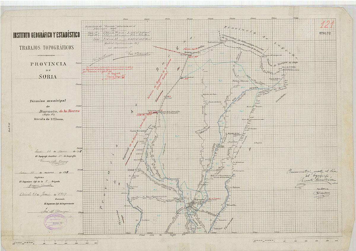 Mapas: Así eran estos 20 pueblos sorianos hace 100 años  | Imagen 8