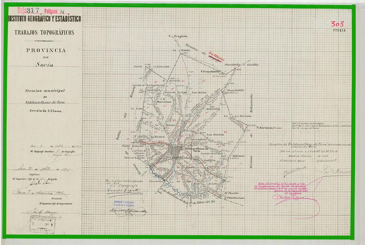 Mapas: Así eran estos 20 pueblos sorianos hace 100 años  | Imagen 18