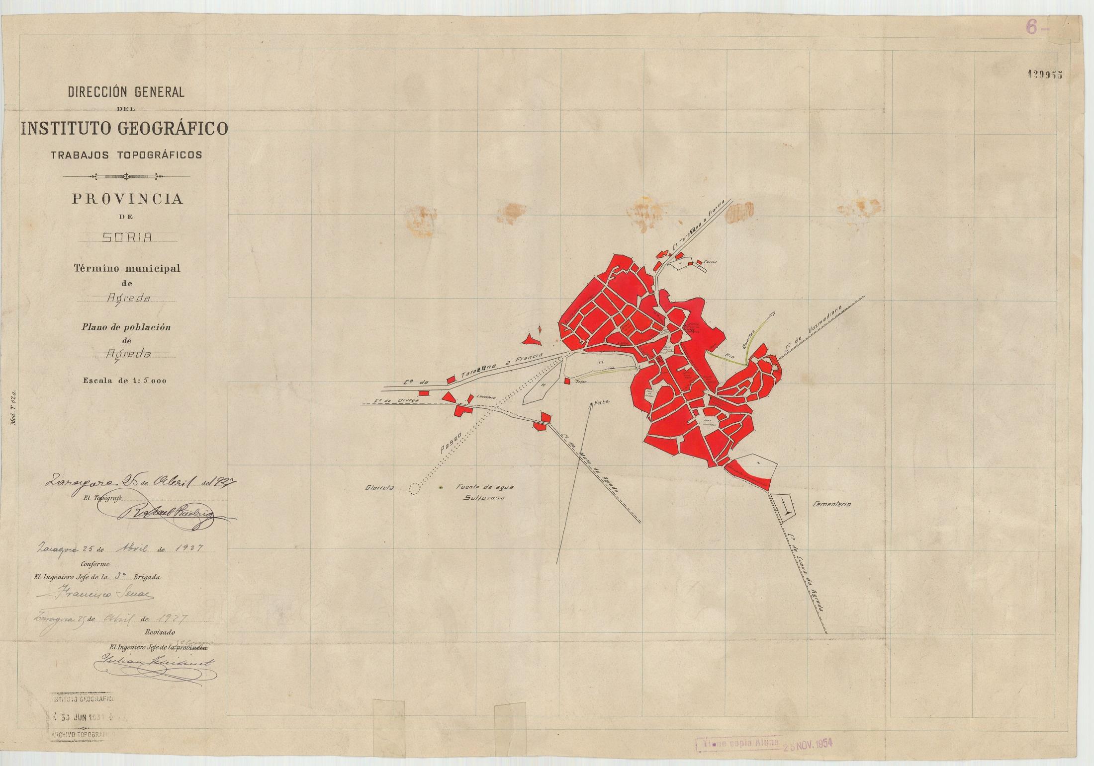 Mapas: Así eran estos 20 pueblos sorianos hace 100 años  | Imagen 2