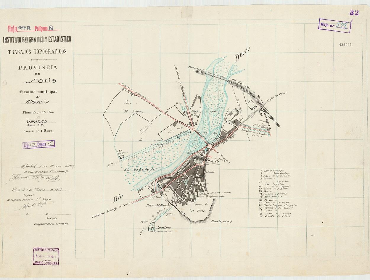 Mapas: Así eran estos 20 pueblos sorianos hace 100 años  | Imagen 3