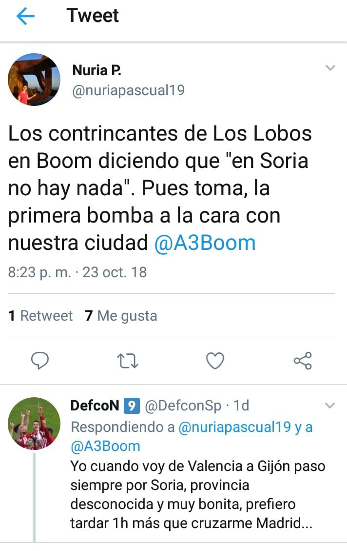 La mala fama sigue persiguiendo a Soria en los concursos televisivos  | Imagen 1