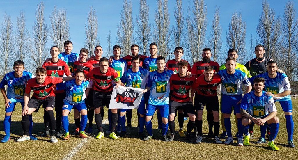 El deporte soriano se postula a favor de la revolución de la Soria YA | Imagen 1